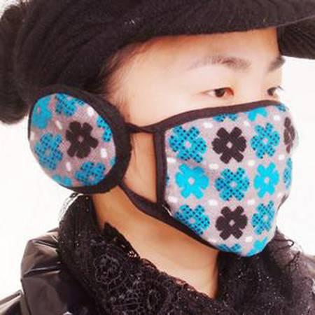 普润 防护保暖口耳罩-两用耳口罩