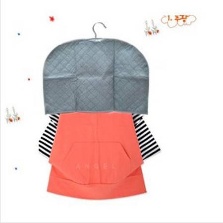 普润 高品质竹炭系列半肩防尘衣罩