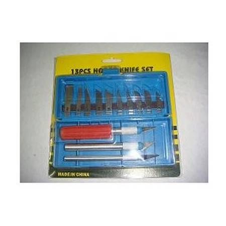 普润 13件套供应刻刀雕刻刀 十三件套装雕刻刀