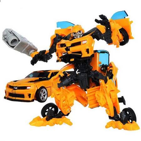 普润 变形金刚玩具 酷变金刚3 大黄蜂H-602