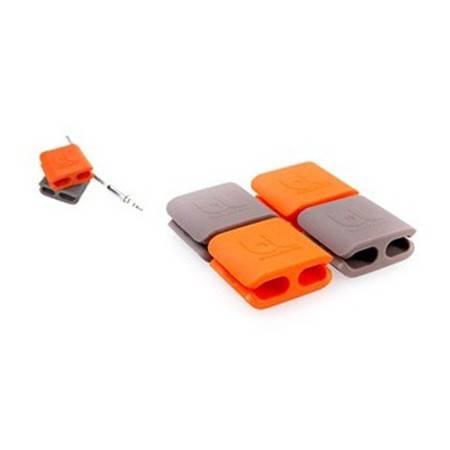 普润 日本Cableclips理线器 夹线器 绕线器-中号(4个装)