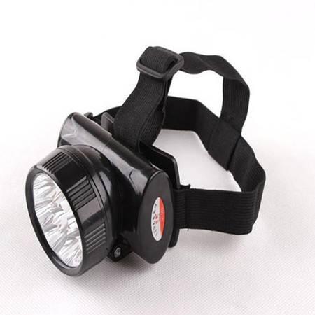 普润 强光头灯 充电探照灯 应急灯户外灯 头灯 LED矿灯