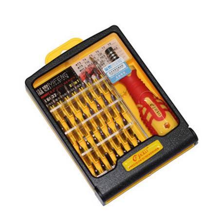 普润  电脑 手机维修工具 32合1万能螺丝刀 带磁性