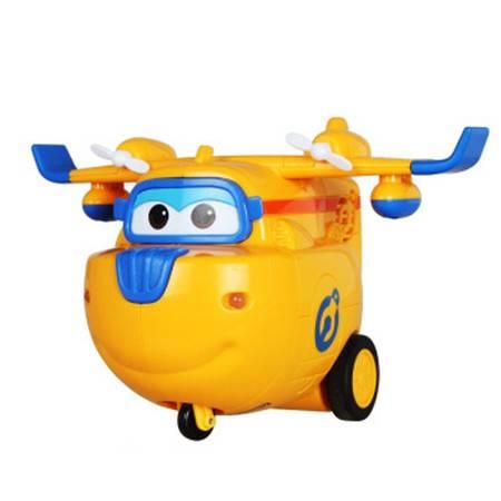 普润 双钻超级飞侠 儿童玩具男孩益智遥控滑行飞机-多多 710720