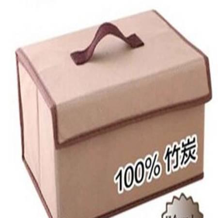 普润 100%炭布桌面收纳盒