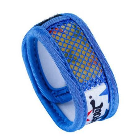 普润 魔术腕带款带替换模块驱蚊手环 防蚊圈 蓝色星星