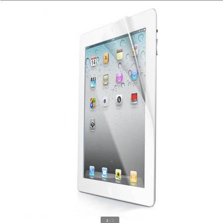 普润 iPad2/3/4高清/磨砂屏贴 平板电脑贴膜 1张