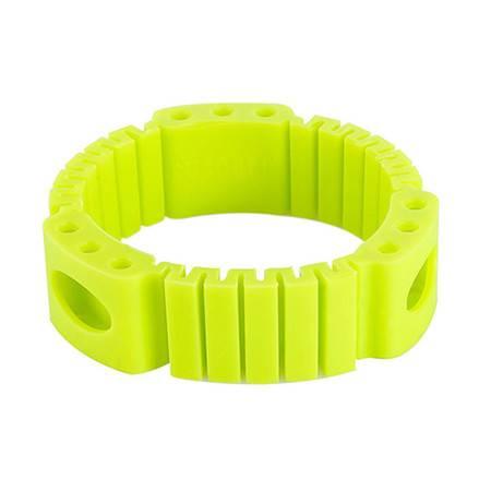 普润 带替换模块驱蚊手环 防蚊圈--嫩草绿