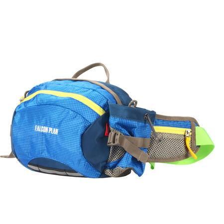 猎鹰计划 蓝山户外腰包 户外多功能腰包 时尚登山腰包 休闲小腰包