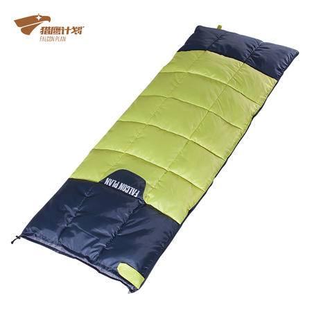 猎鹰计划户外保暖睡袋野外露营睡袋 帐篷睡袋 午休睡袋秋冬四季成人单人睡袋