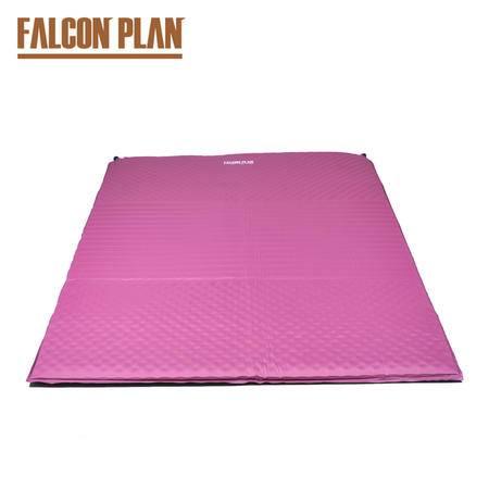 FALCON PLAN猎鹰计划 户外自动充气垫全自动双人充气垫野外露营帐篷垫子弹力垫子防潮隔热充气垫