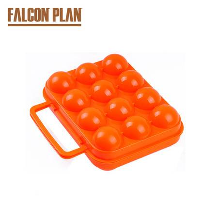 猎鹰计划 户外鸡蛋盒防摔抗震郊游鸡蛋盒子装备容器 3490136