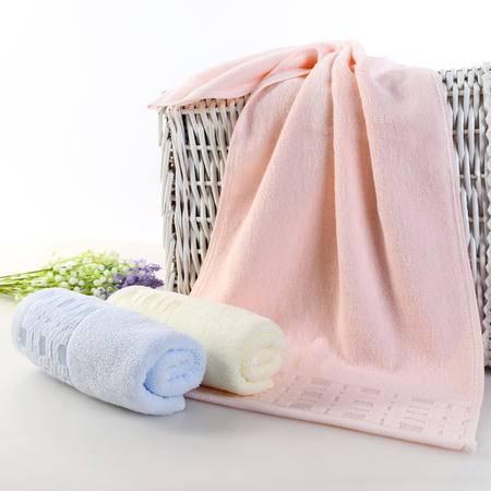 注美嘉正品 纯棉素色毛巾 井字断档毛巾 居家日用型毛巾