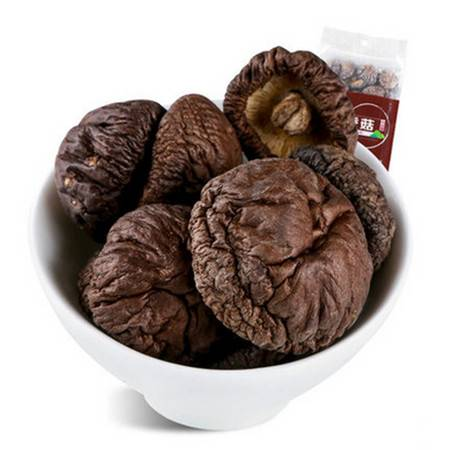 燕之坊 黑面香菇70g 黑面菇香菇 小香菇干货 菇形圆整 鲜美可口