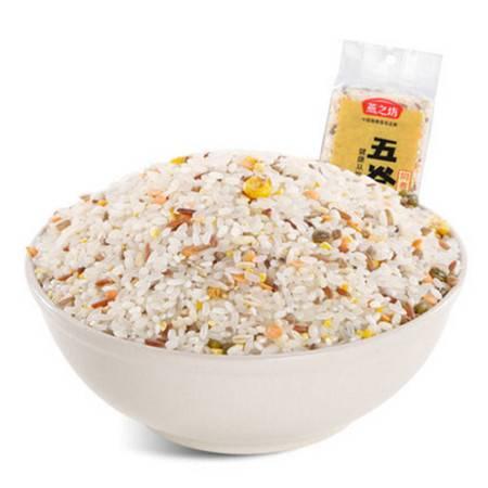 燕之坊 五谷米410g 同煮同熟 营养五谷米饭 真空包装