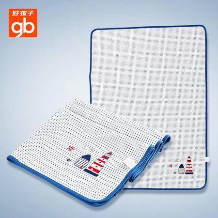 好孩子(gb)婴儿隔尿垫吸水宝宝尿垫可洗新生儿隔尿垫巾防水隔尿床垫巾