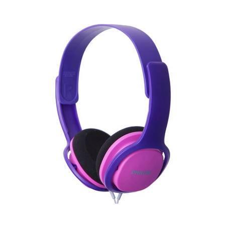 飞利浦(Philips) SHK2000 头戴式 儿童保护听力健康环保音乐耳机