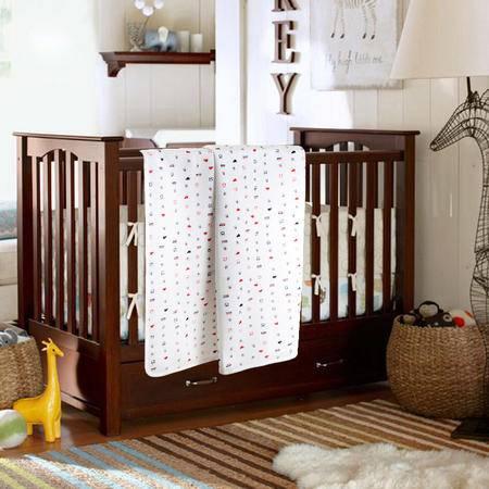 凯诗风尚 儿童精品竹纤维夏被 婴幼儿空调被 100*120