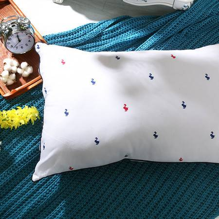凯诗风尚 柔软舒适助眠枕 纤维枕 48*74