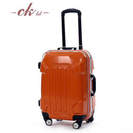 乔顺达 大容量拉杆箱不规则行李箱 万向轮钥匙旅行箱 24寸 QSD006
