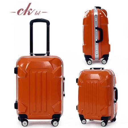 乔顺达 大容量拉杆箱不规则行李箱  万向轮钥匙旅行箱 20寸 QSD006