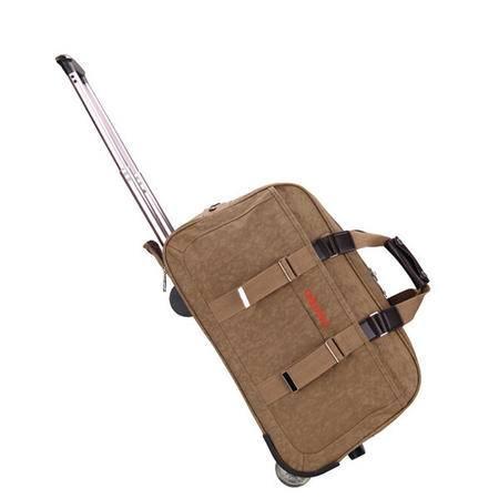 爱芙莱妮 牛津布拉杆包手拉包旅行箱男女行李袋包大容量 20寸shuixi2
