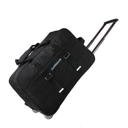 爱芙莱妮 水洗布行李包 拉杆包 手提耐磨拉杆旅行袋 shuixi3