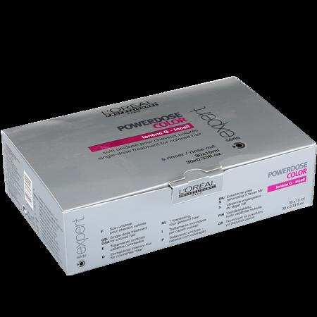 正品 欧莱雅染后强化护理剂每支10ml(30支装)染后护色锁色固色精华整合装