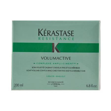 Kerastase卡诗丰盈活力发膜200ml 呈现立体3D 丰满感觉护理倒膜膏