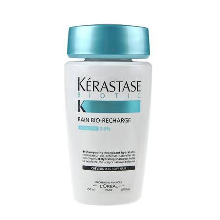 进口卡诗混合头皮平衡干性发质洗发水250ML平衡头皮滋养发丝正品