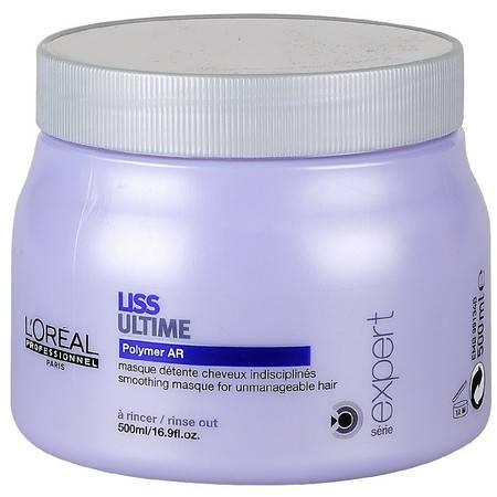 正品 欧莱雅顺柔润泽发膜500ml改善头发柔顺度 营养焗油膏 倒膜