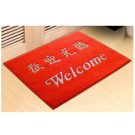 雅高家居 欢迎光临门厅地垫地毯进门大门地垫入门地垫
