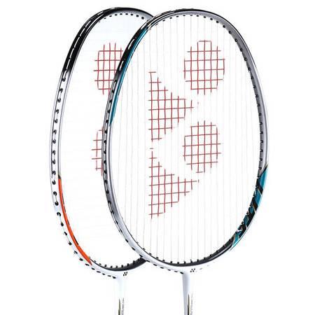 YONEX/尤尼克斯羽毛球拍 超轻初学单拍 全碳素超轻带线单拍ISO lite二