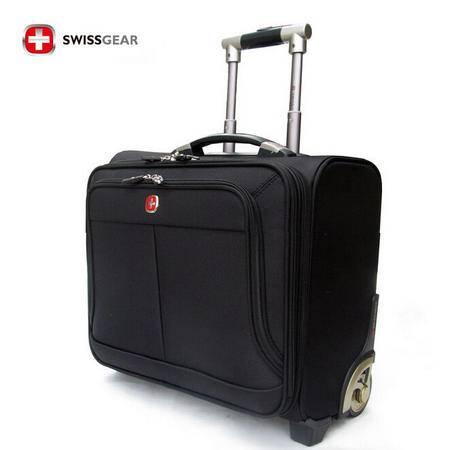 瑞士威戈 拉杆箱旅行箱拉杆登机箱包商务行李箱16寸 8110