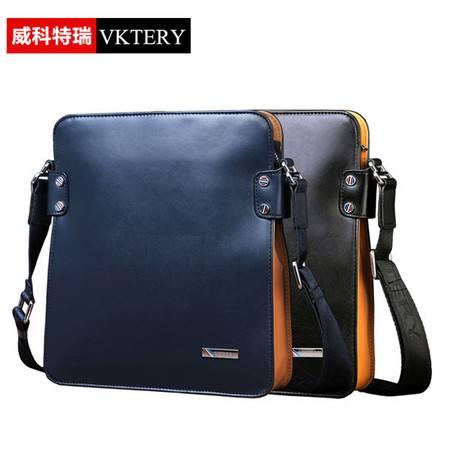 威科特瑞 新品 潮包男单肩包斜挎休闲时尚包 VKTR166