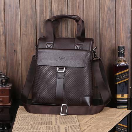 威科特瑞 欧美男士旅行手提包 单肩竖款手提包商务包包 VKTR1001-3