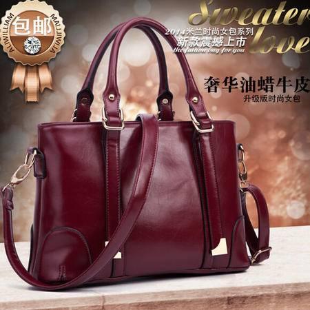 卡希洛 新款欧美时尚手提单肩斜跨女士包包 518-69