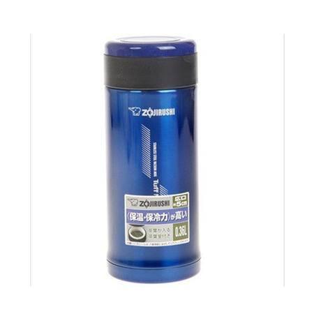 象印 360ml真空保温杯SM-AFE35-AX蓝色