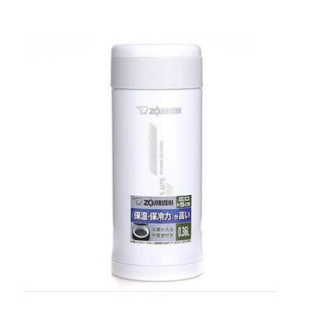 象印 360ml真空保温杯SM-AFE35-WB白色