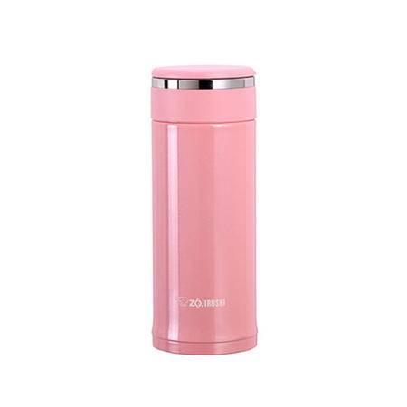 象印(ZOJIRUSHI) 不锈钢保温杯 360ml SM-JC36-PG粉色