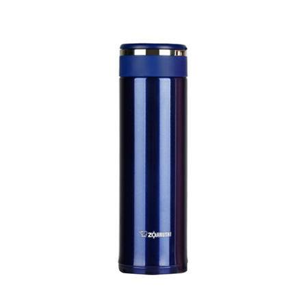 象印(ZOJIRUSHI) 不锈钢保温杯 480ml SM-JC48-AX蓝色