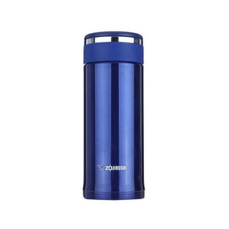 象印(ZOJIRUSHI) 不锈钢保温杯 360ml SM-JC36-AX蓝色
