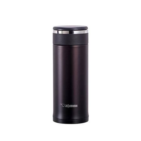 象印(ZOJIRUSHI) 不锈钢保温杯 360ml SM-JC36-TM黑色