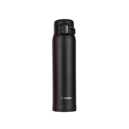 象印(ZOJIRUSHI) 不锈钢保温杯 600ml SM-SA60-BA黑色