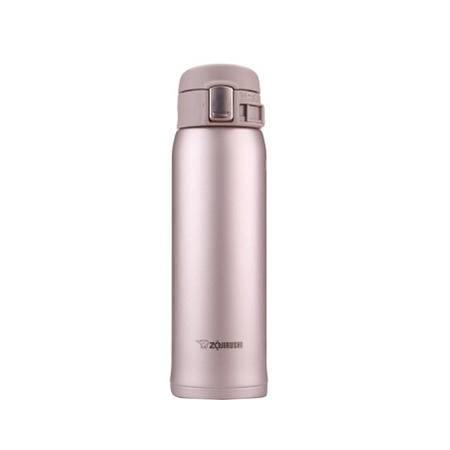象印(ZOJIRUSHI) 不锈钢保温杯 480ml SM-SA48-NM香槟色