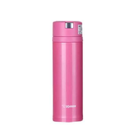 象印(ZOJIRUSHI) 不锈钢保温杯 480ml SM-XA48-PA粉色