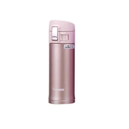 象印(ZOJIRUSHI) 不锈钢保温杯 360ml SM-KB36-PX粉色
