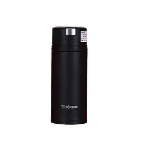 象印(ZOJIRUSHI) 不锈钢保温杯 360ml SM-XA36-BA黑色
