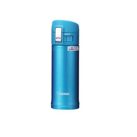 象印(ZOJIRUSHI) 不锈钢保温杯 360ml SM-KB36-AW蓝色