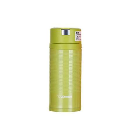 象印(ZOJIRUSHI) 不锈钢保温杯 360ml SM-XA36-GR绿色
